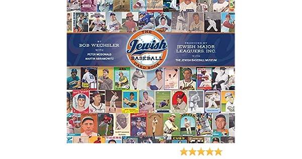 Bookshelf Review The Jewish Baseball Card Book Ron