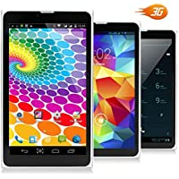 Indigi Ultra-Slim Phablet 3G SmartPhone WiFi Android 7in Tablet PC Bluetooth UNLOCKED!