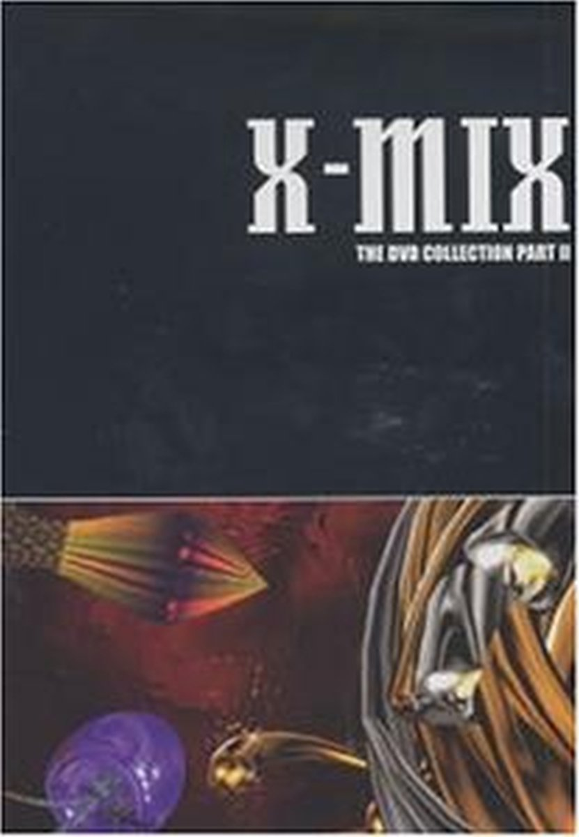 DVD : X-Mix Collection - X-mix: Dvd Collection 2 (DVD)