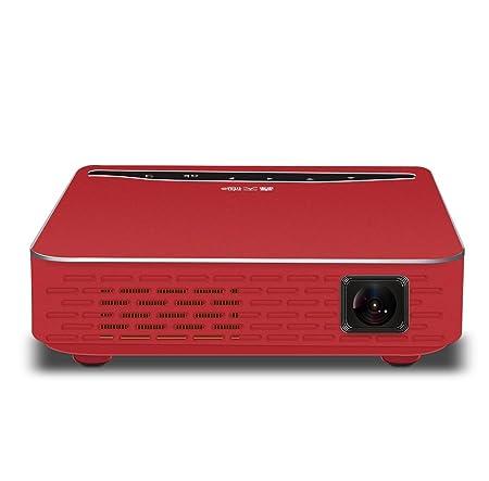 SEXTT Mini proyector, DLP 170ANSI Lúmenes HD Proyector, Micro ...
