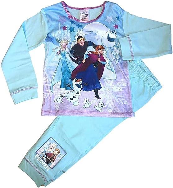 clearance prices buying cheap popular stores Disney Pajamas Set Girls Frozen Elsa Anna Pyjamas