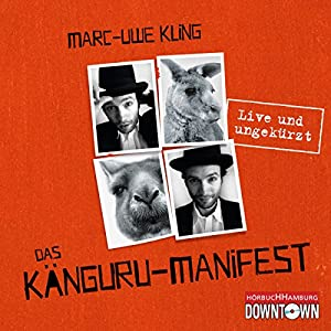Das Känguru-Manifest | Livre audio