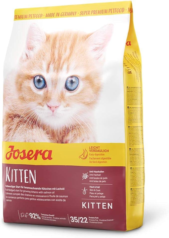 JOSERA Saco de comida para Gato Kitten, 2kg, Gato