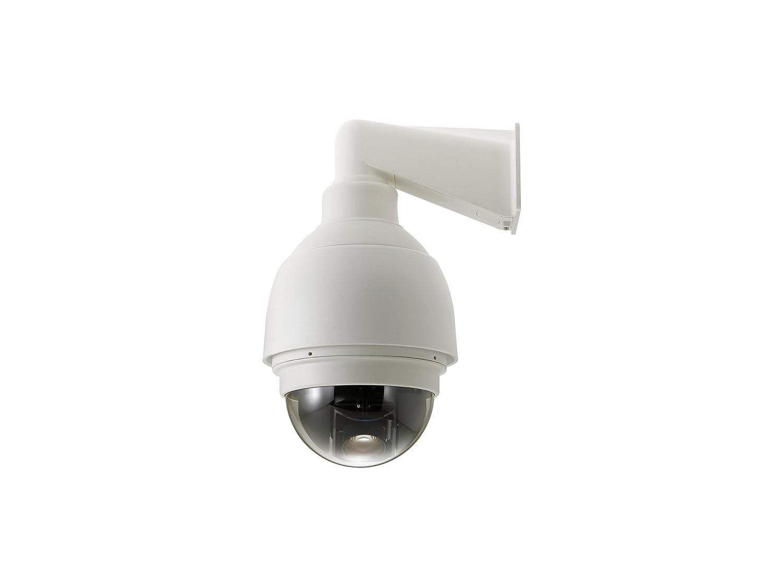 LevelOne Cámara de red domo PTZ, 2-Megapixel, Exteriore, 802.3at PoE+, día/noche, 18x Optical Zoom, WDR - Cámara de vigilancia (2-Megapixel, Exteriore, ...