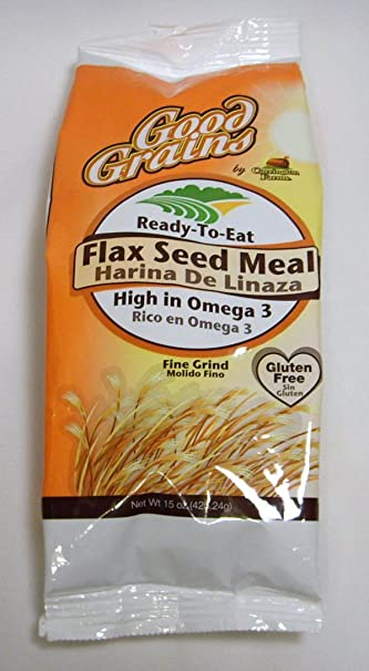 Good Grains Ready-to-eat Flax Seed Meal 15 Oz. Bag (425.24