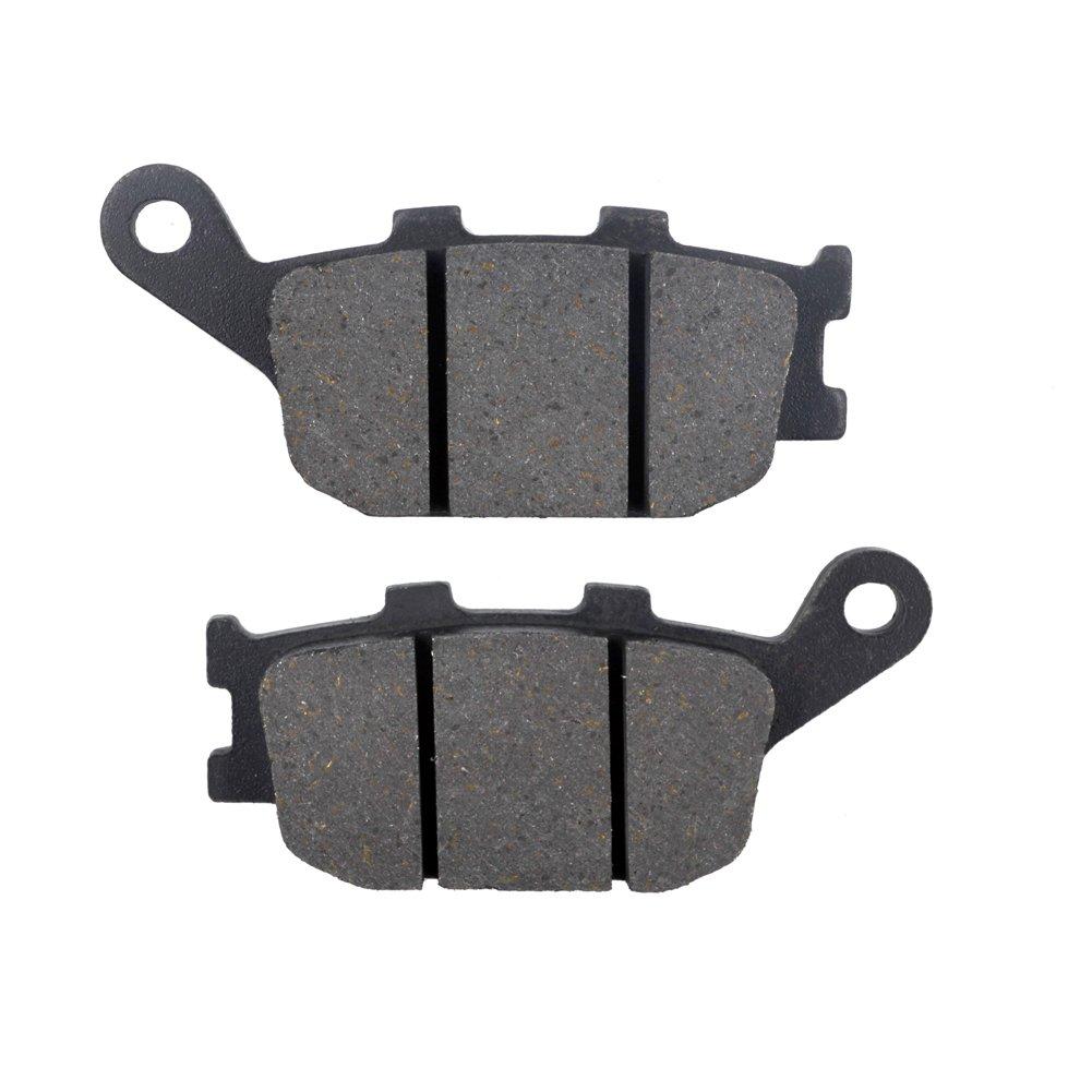 2008-2012 AHL 3 paires Plaquettes de frein kit pour CBF 600/SA8//SA9//SAA/ ABS Model