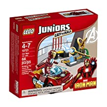 LEGO Juniors Iron Man Vs. Loki Playset 10721