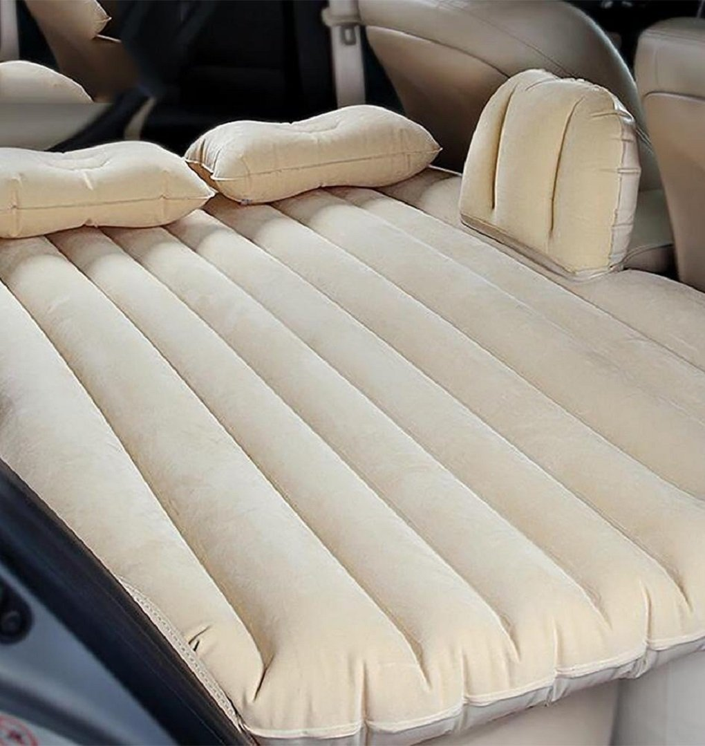 Z9CTHDF25JL Colchón de aire para coche, asiento extendido, restaurador de sofá, viajes, ocio y entretenimiento, B, 1358545cm