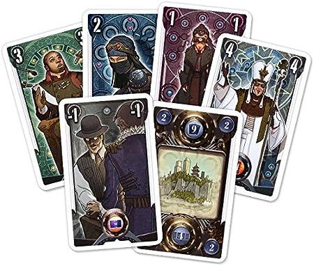 Desconocido Juego de Cartas (KOR01) (Importado): Amazon.es: Juguetes y juegos