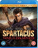 Spartacus: War of the Damned [Blu-ray] [Reino Unido]
