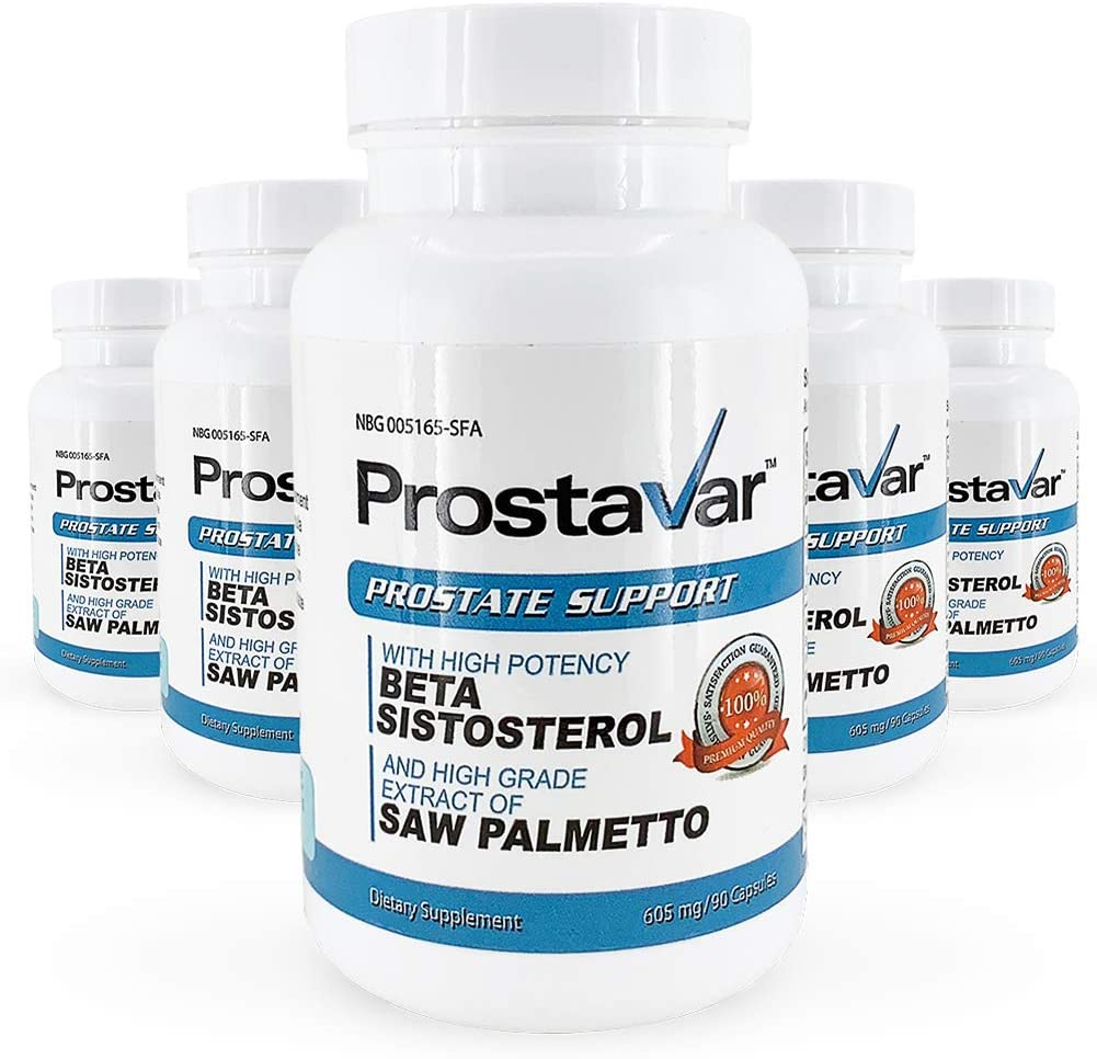 Prostavar Proactive Prostate 1 Year Bundle – 12 Bottles
