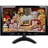 ATian 8 Inch TFT LCD Color Video Monitor Screen VGA BNC