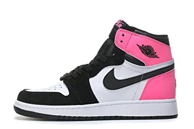 half off 2bbdb ae14a Air Jordan 1 Retro OG NRG Rust Pink Light Pink Black Womens ...