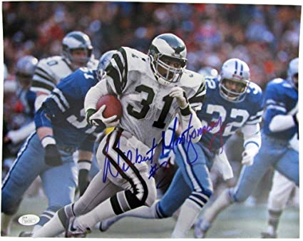 free shipping 7c815 a6b99 Wilbert Montgomery Signed Photo - 11x14 140577 - JSA ...