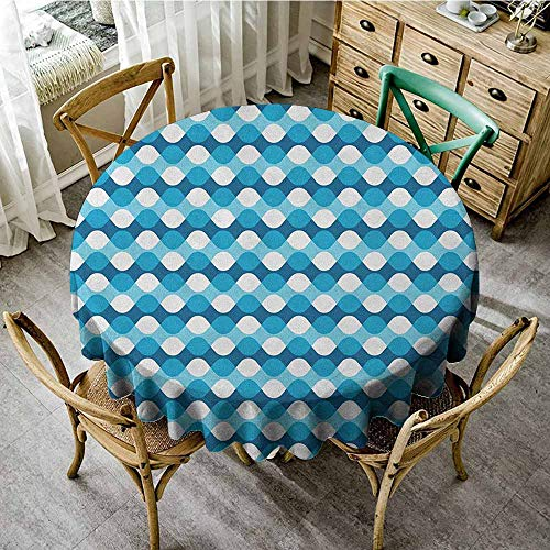 round tablecloth tulle 55