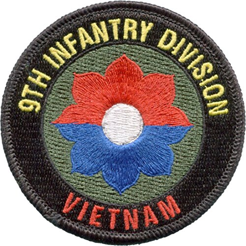 9th Infantry Division Vietnam Patch ()
