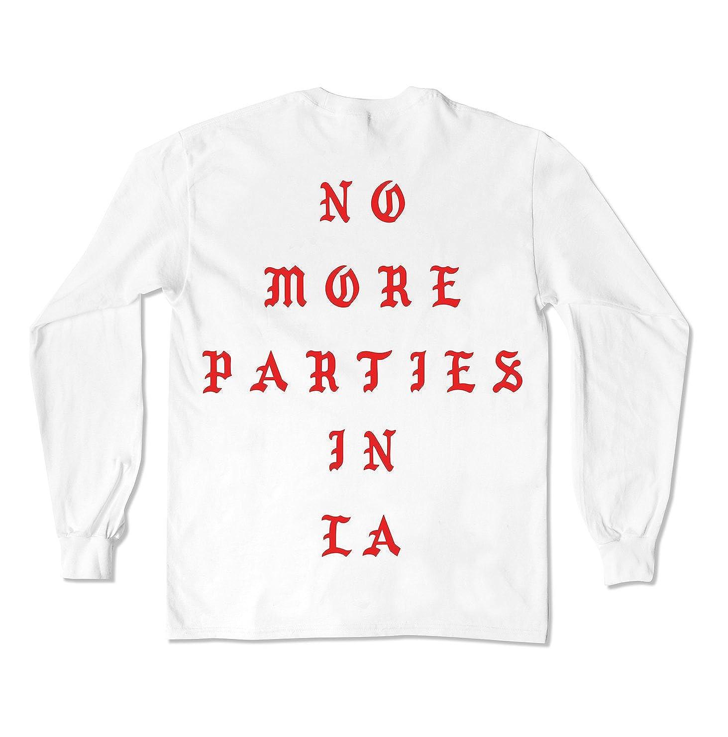 Life of Pablo No More Parties in LA