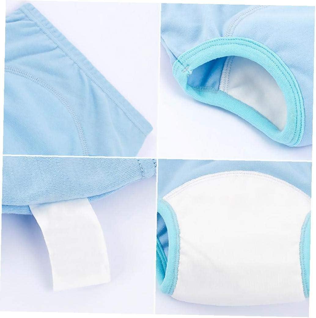 Baby Gewickelt H/öschen IUwnHceE Kinder Nappy Cotton Cuteunderwear Training Pants Toilette Potty Baby-Tuch-windel-Abdeckung 1pc B/ären-Muster geeignet F/ür Babys Von 6 Bis 12 Kg