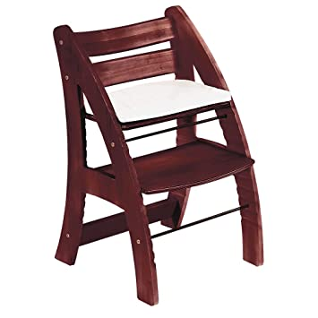 Marvelous Euro II Grow With Me Chair NATURAL