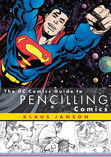 Pdf Crafts The DC Comics Guide to Pencilling Comics