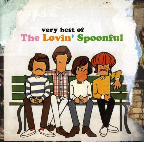 CD : The Lovin' Spoonful - The Very Best Of (Australia - Import)