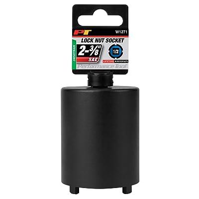 Performance Tool W1271 4 Lug 1/2-Inch Ton 4 Wheel Drive Lock Nut Tool: Home Improvement