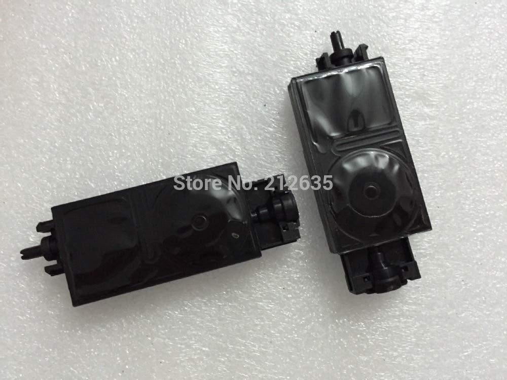 Printer Parts 20pcs UV Flatbed Printer Spare Parts Yoton UV Ink Damper JV33 JV5 CJV30 Black DX5 Dumper