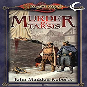 Murder in Tarsis Audiobook
