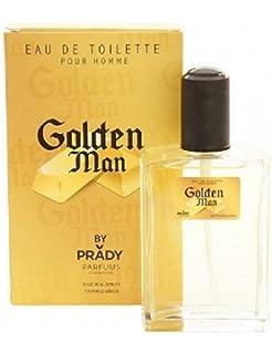 Golden man Lote de 100 ml, fragancia de esquí para hombre