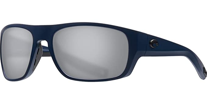 9c600569d2868 Image Unavailable. Image not available for. Color  Costa Del Mar - Tico -  Midnight Blue Frame-Grey Silver Mirror 580 Glass Polarized