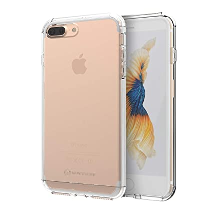 Amazon.com: iPhone 7 Plus Caso, New Trent esobala 7P Peso ...
