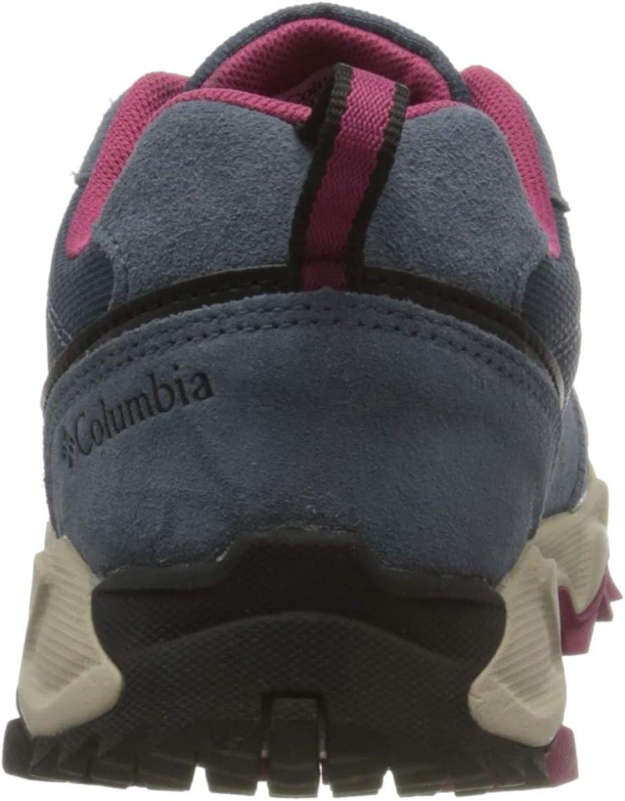 Columbia Damen IVO Trail Sneaker Schwarzer Elch