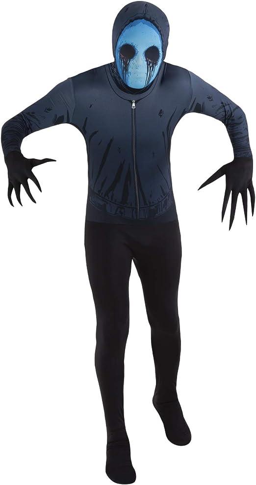 Morphsuits Jack Vestuario Ojos Oficial Leyendas urbanas Halloween de los niños del Vestido de Lujo - Grande (Edad 10-12): Amazon.es: Juguetes y juegos