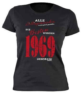 Sexy Damen T Shirt Exklusiv Zum 50 Geburtstag 50 Geburtstag Frau
