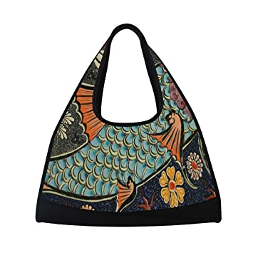 Amazon.com: Duffel Bags Lazy Dragon - Saco de yoga para ...