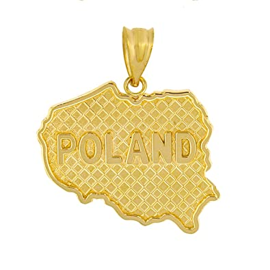 Amazon.com: Textured 14k Yellow Gold Country Map Of Poland ... on grand island map, western il map, college station map, michigan gold panning map, us gold mines map, elko map, yolo county map, mother lode map, gold producing countries in africa, hanford map, rio linda map, colfax map, view northern california cities map, boone map, barbary coast map, philadelphia map, amador county winery map, north central fl map, little rock map, ohio gold deposit map,