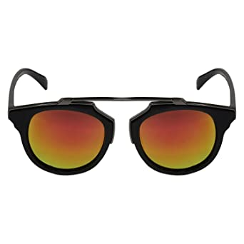 b14ca4837fd Aligatorr Stylish Retro Yellow Vintage Mercury Sunglass Sunglasses  available at Amazon for Rs.230