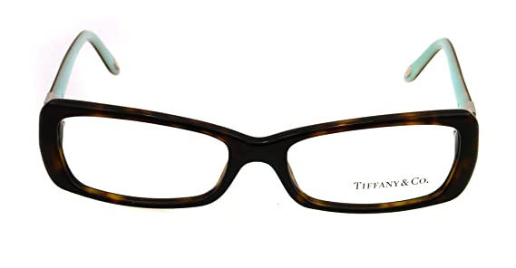 3fe7d60c564 Tiffany Eyeglasses TF 2070-B HAVANA 8015 TF2070B  Amazon.co.uk  Clothing