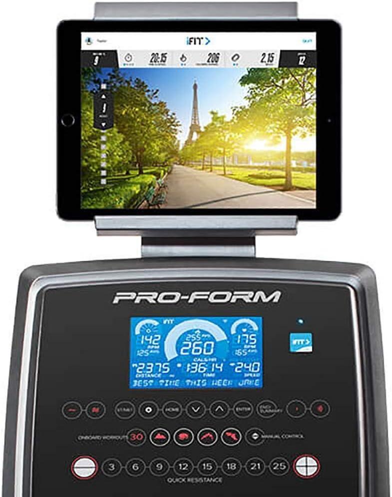 ProForm - Bicicleta estática para Interior 8.0 con iFit: Amazon.es ...