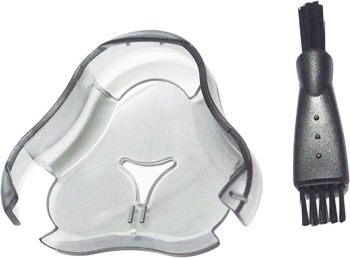 Ronsit - Protector de cabeza para afeitadora y cepillo de limpieza ...