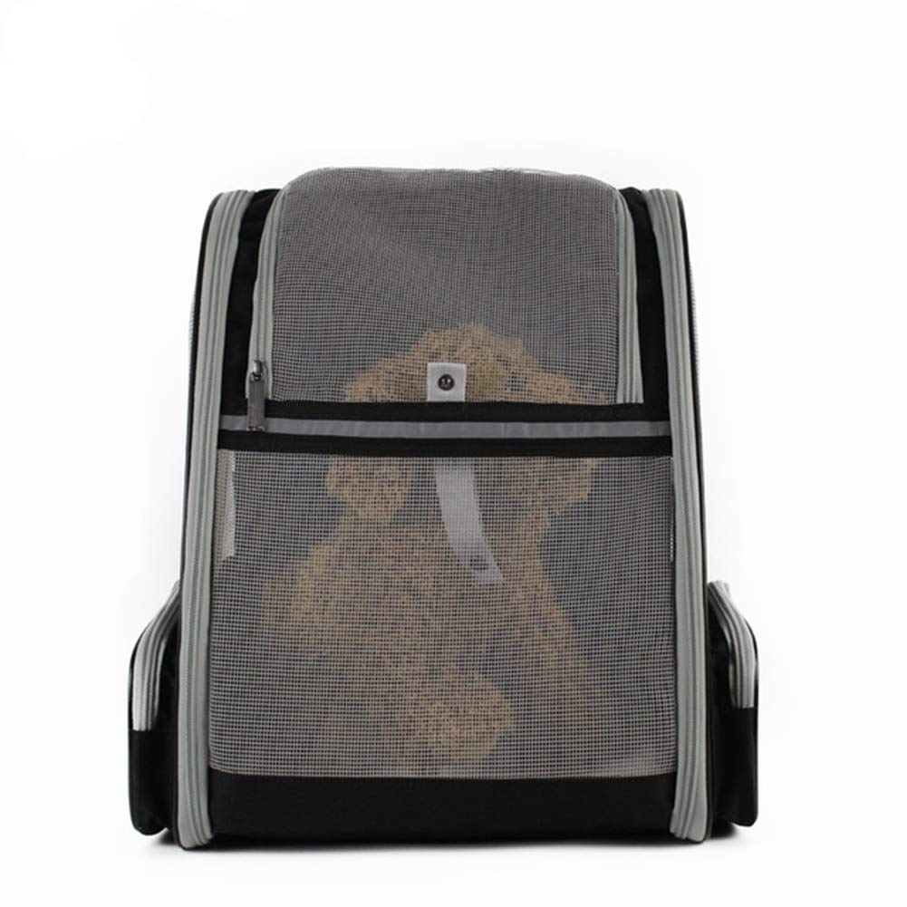 Liming Pet Carrier Foldable Super Breathable Multi-Mesh High Capacity Durable Dog Carrier Bag