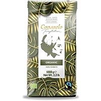 Café ecológico en grano Consuelo de comercio justo