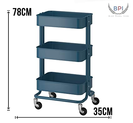 BPIL Ikea - Carrello per Cucina, Ufficio, Camera da Letto ...