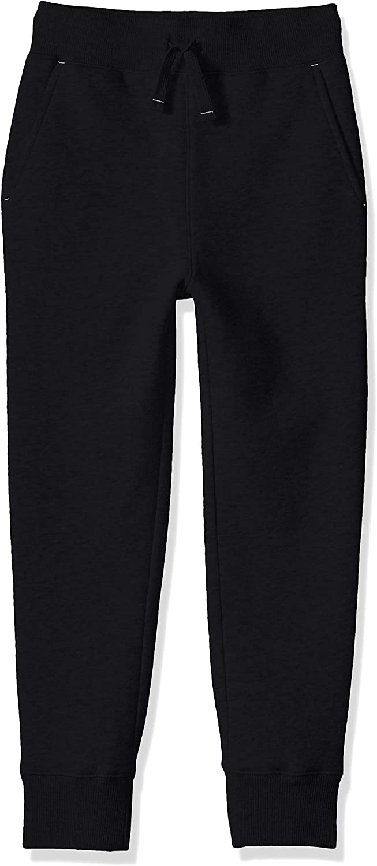 Amazon Essentials Boys Fleece Jogger Sweatpants
