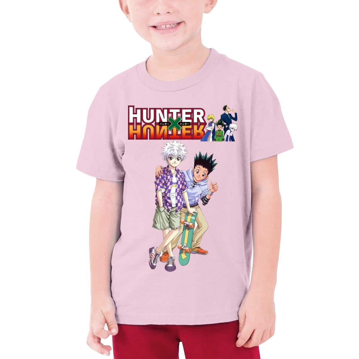CiXianFuLu Hun-TER X Hun-TER Teenagers Comfort Tshirt