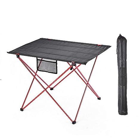 Mesa plegable al aire libre Mini mesas plegables al aire ...
