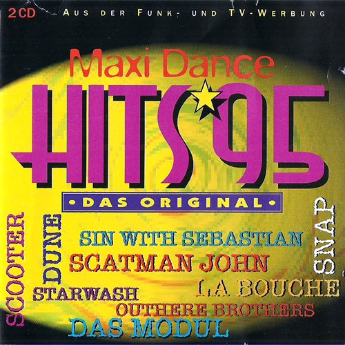 38 Hits from 1 9 9 5 (CD, Compilation, Various)
