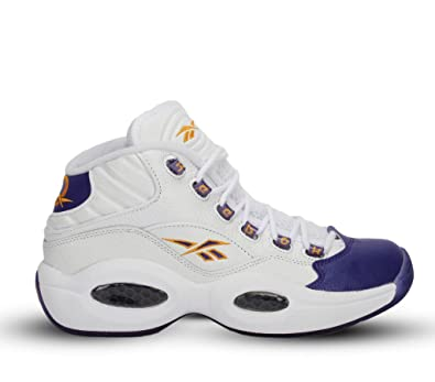 4d5e2eab8cdec Reebok X Packer Shoes QUESTION MID for Player USE ONLY KB8 White V53581  Promo