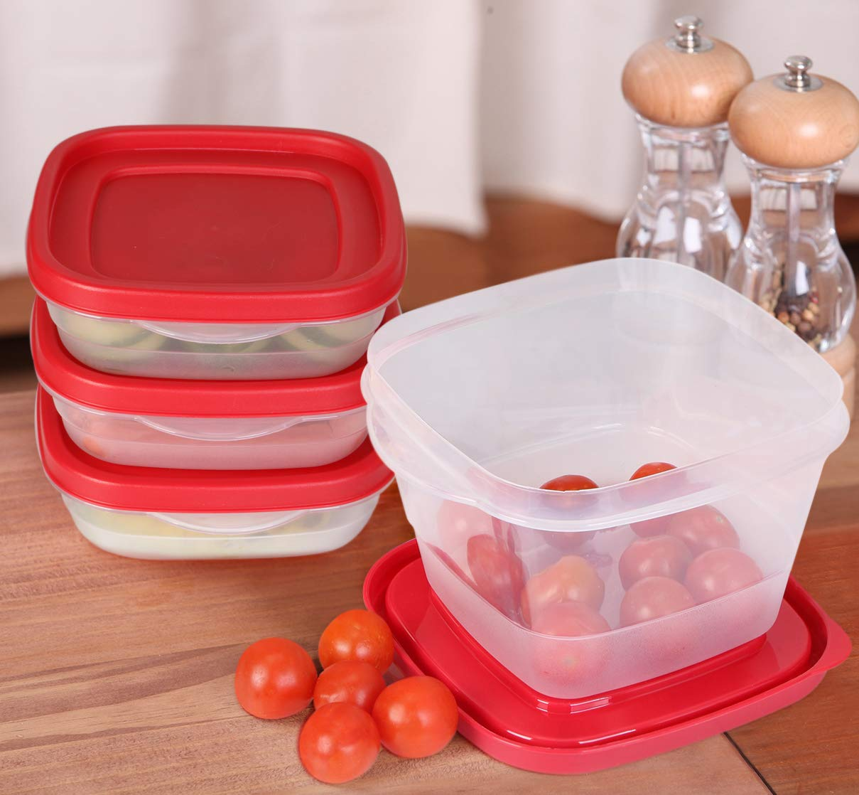 Utopia Kitchen Plastic Food Storage Containers with Lids [40 Pack] by Utopia Kitchen (Image #5)