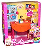 Barbie Dinner To Dessert Dining Room Set